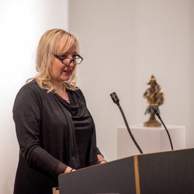 Laudatorin Monika Byrd